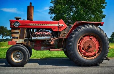 Brief History of Massey-Ferguson